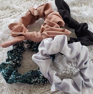 lululemon scrunchie bundle